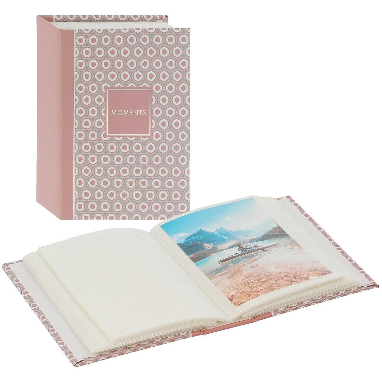 Album photo pochettes sans mémo PURE MOMENTS - 100 pages - 100 photos
