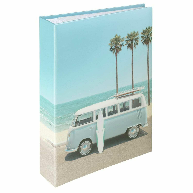 HAMA - Album photo pochettes avec mémo GOOD SPOT - 100 pages blanches - 200 photos - Couverture Multicolore 19x25cm