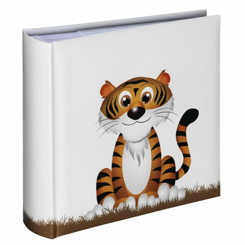 HAMA - Album photo pochettes avec mémo LIAM - 100 pages blanches - 200 photos - Couverture Multicolore 22,5x22cm