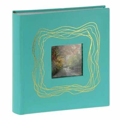 Album photo pochettes avec mémo HARMONIE - 100 pages blanches - 200 photos