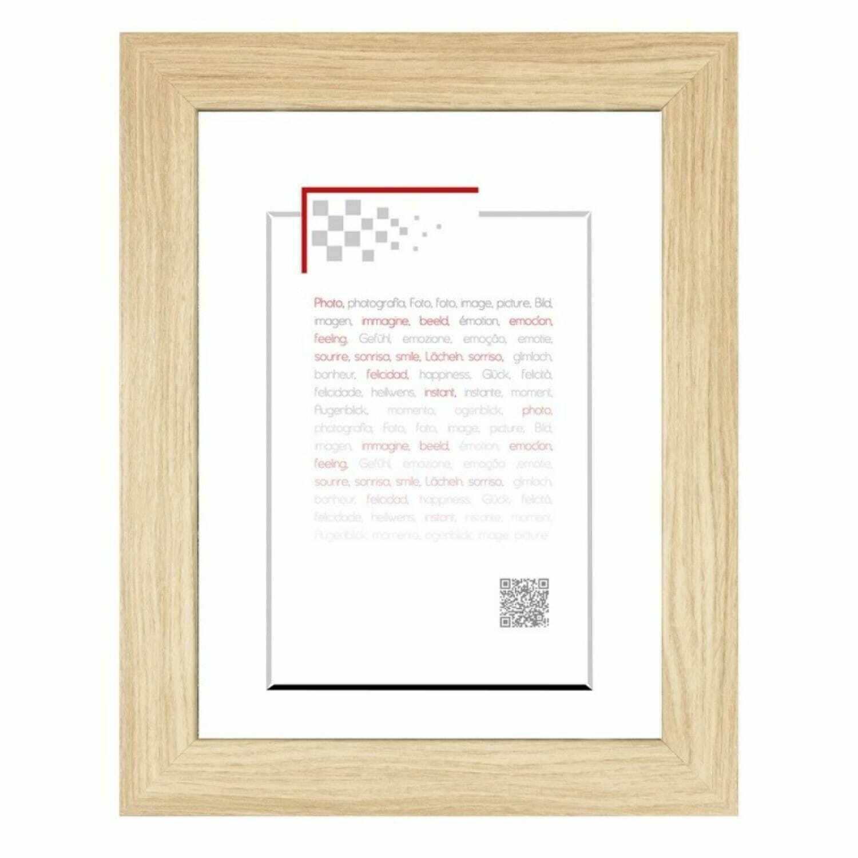 BRIO - Cadre photo Boréale (Bois) 40x50 cm