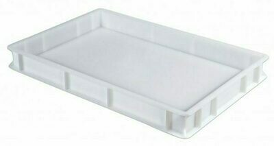Pizza Dough Container 100mm Deep