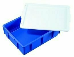 Dough Container Stackable 13Ltr - White (lid sold separately)