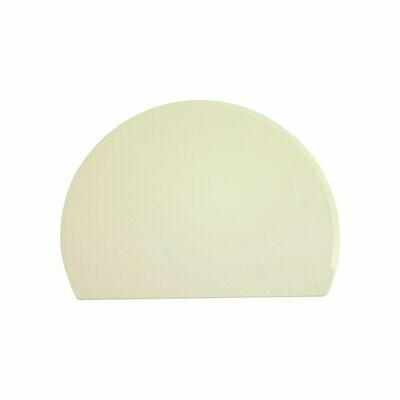 Round Bowl Dough Scraper 160 x 120mm