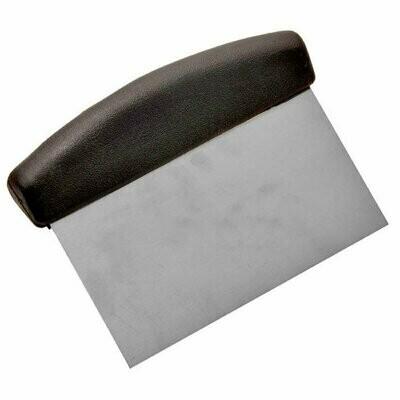 Plastic Handle Dough Scraper