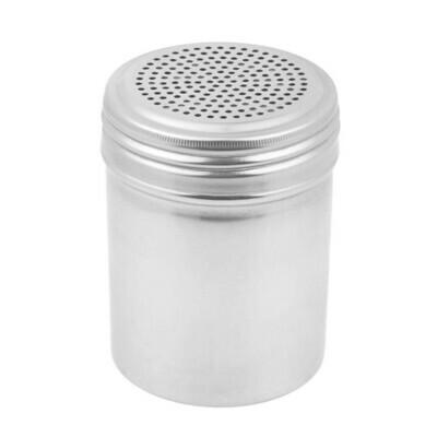 Stainless Steel Salt Dredge Shaker 285ml
