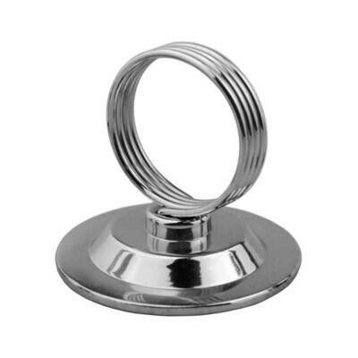 Chef Inox Ring Menu Clip 57 x 52mm