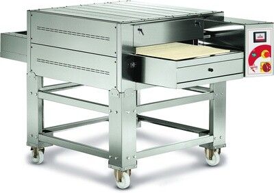 Italforni Stone Tunnel Conveyor Oven - TSA with Stand