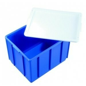 Dough Container Stackable 32Ltr - White (lid sold separately)