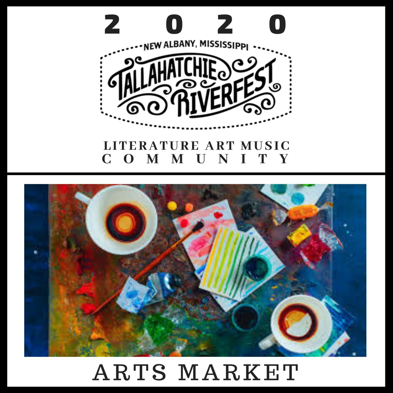 Arts Market Vendor