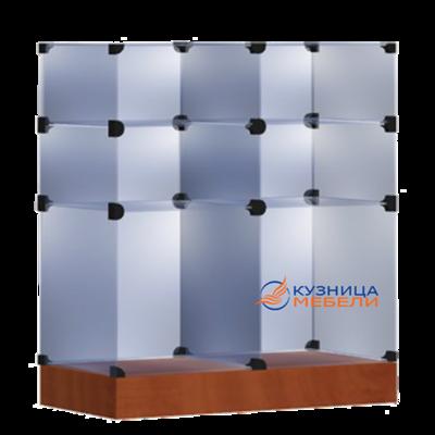 Витрины (стеклянные кубики)