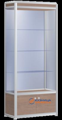 Торговые витрины из алюминиевого профиля