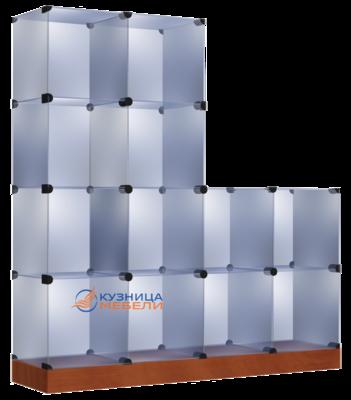 Витрины (стеклянные кубы)