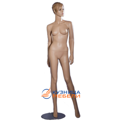 Манекен женский (с макияжем)