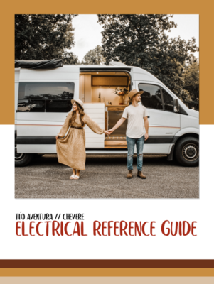 Tío Aventura // Chevere // The Electrical Reference Guide