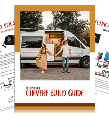 Chevere // The Complete Van Build Guide