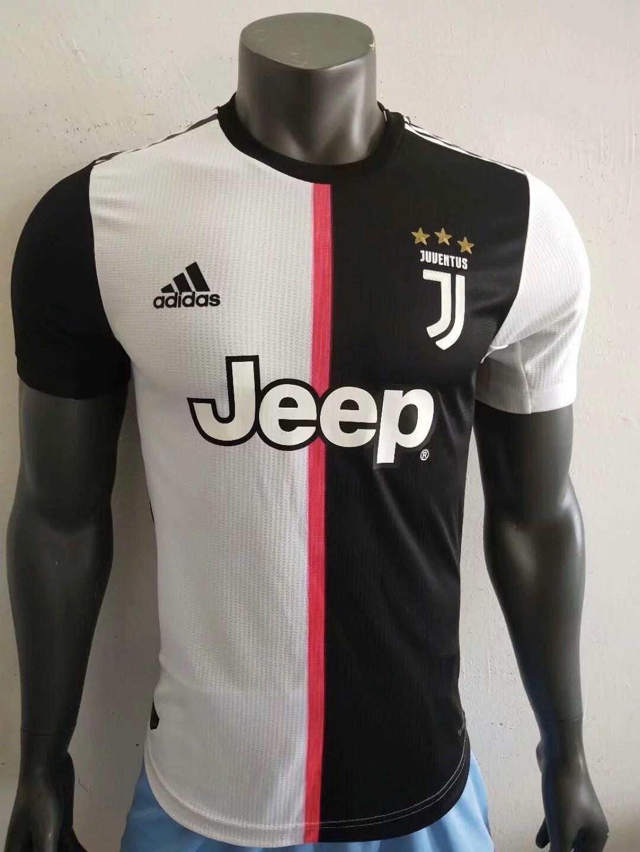 Camisa da Juventus Versão Jogador I 19/20 Home