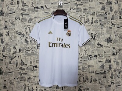 Camisa do Real Madrid I 19/20 Home PRONTA ENTREGA