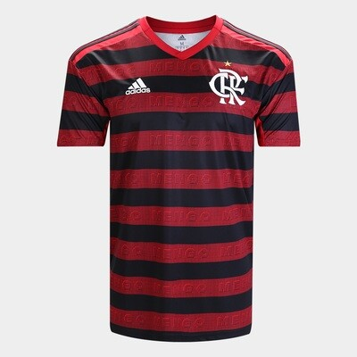 Camisa do Flamengo Adidas 2019 Home