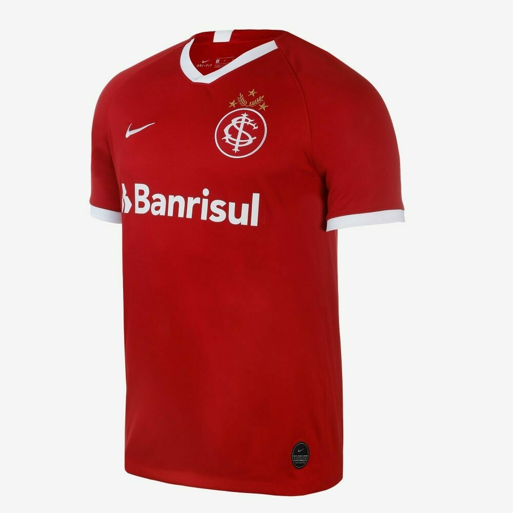 Camisa Internacional I 19/20 Home Nike
