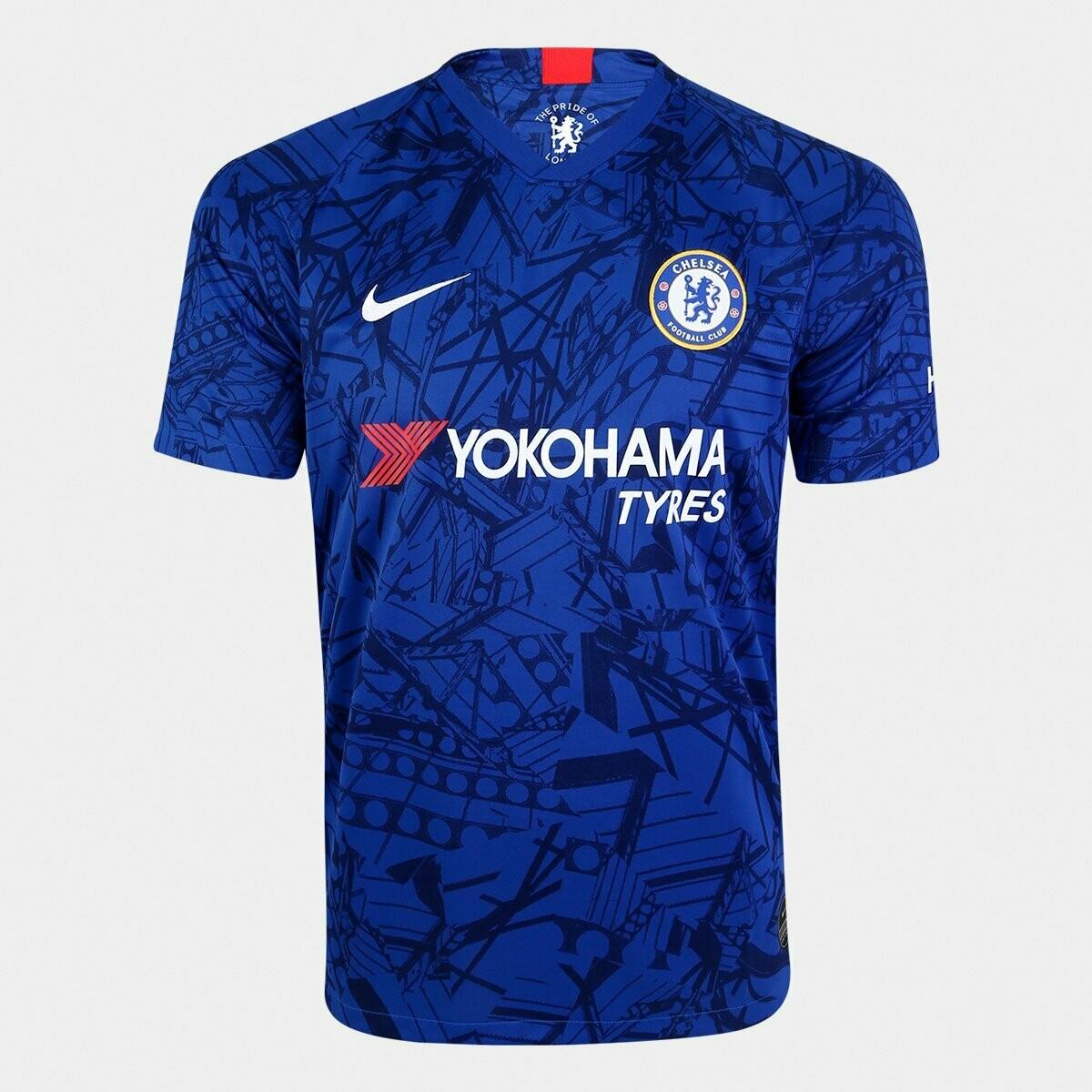 Camisa Chelsea Home 19/20 Nike