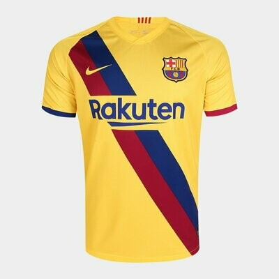 Camisa do Barcelona II 19/20 away