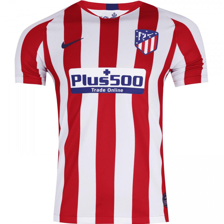 Camisa Nike Atlético de Madrid Home 19/20