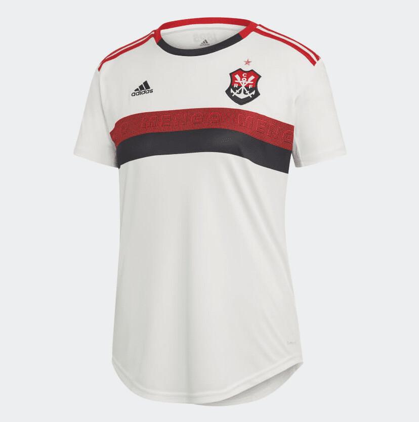 Camisa do flamengo Feminina away  2019 2020