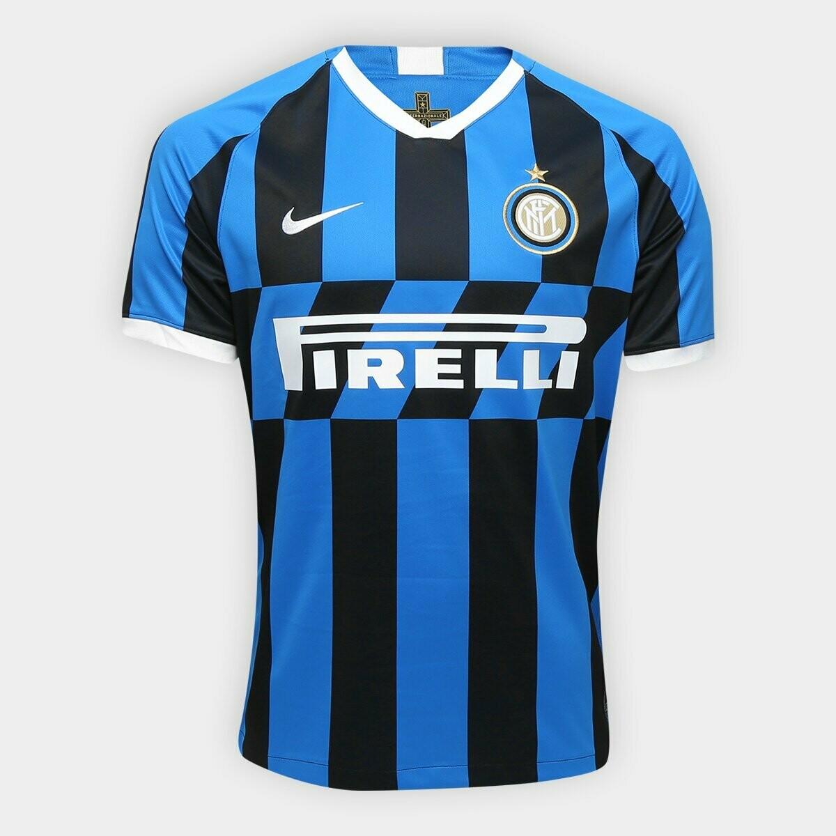 Camisa Inter de Milão Home 19/20 Nike