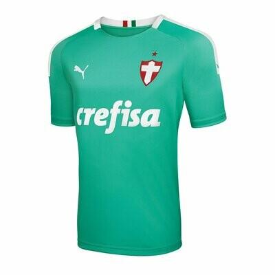 Camisa Palmeiras III 19/20 Puma Masculina - Verde água_Pronta Entrega