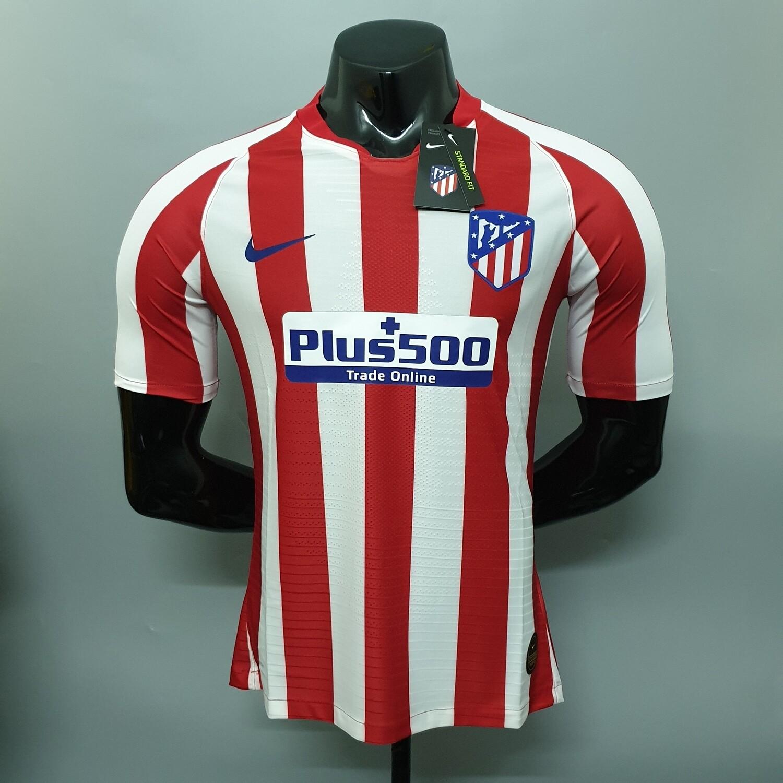 Camisa Atlético de Madrid VERSÃO JOGADOR