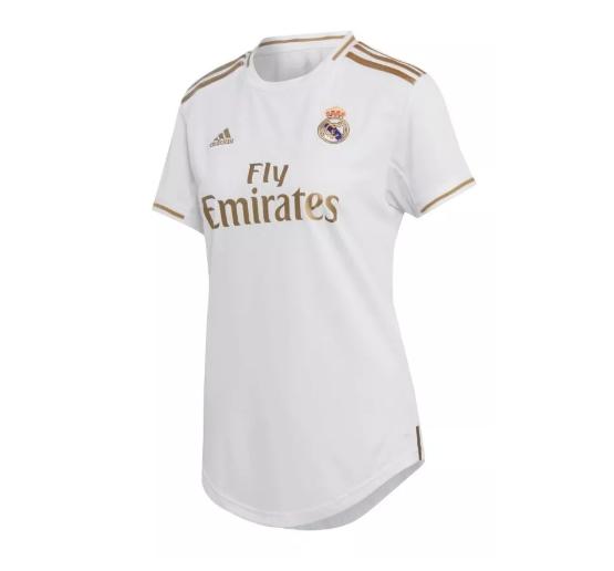 Camisa Feminina Real Madrid 2019/2020