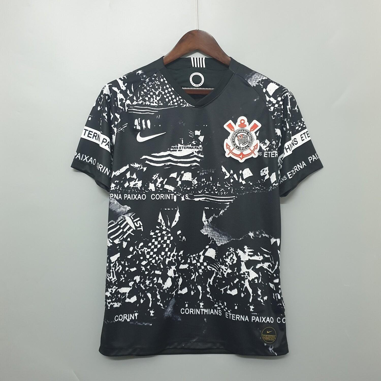 Camisa do Corinthians III Invasões 2019 Nike