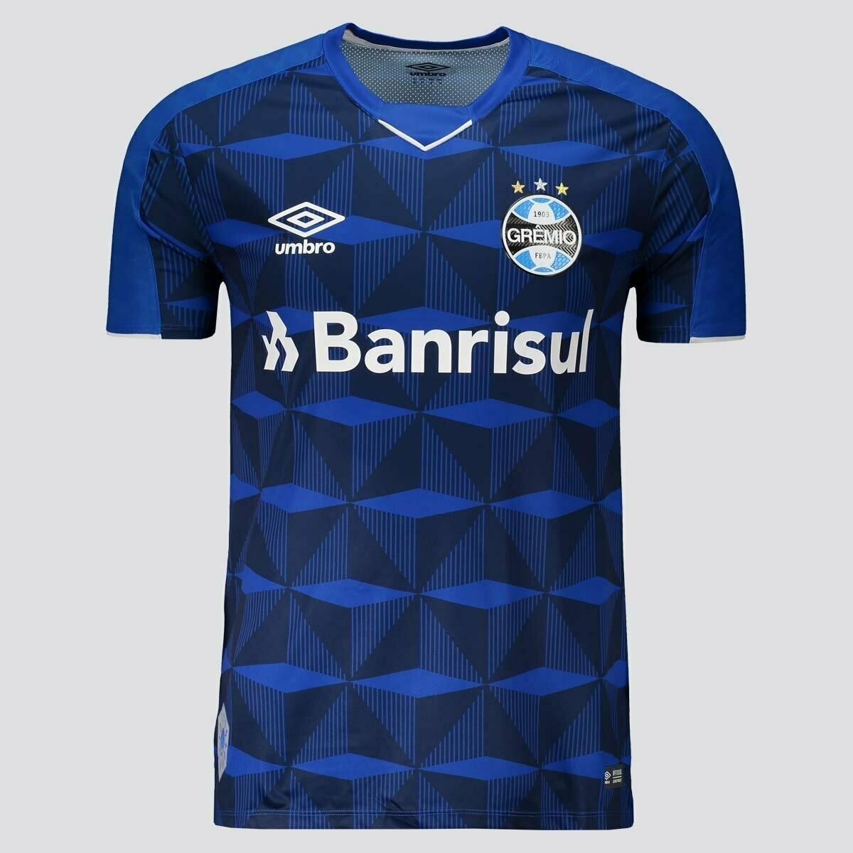 Camisa Umbro Grêmio III 2019