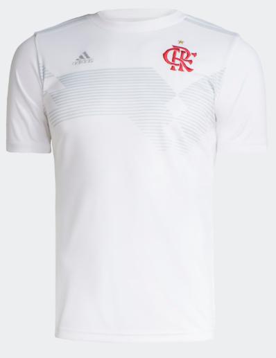 Camisa Flamengo 70 Anos Adidas 2019
