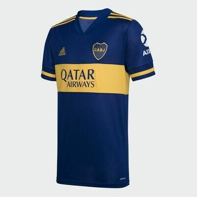 Camisa Boca Juniors Home 2020  Adidas