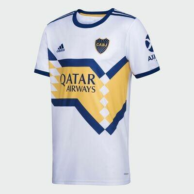 Camisa Boca Juniors away II 2020  Adidas