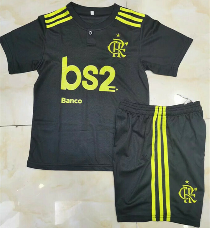 KIT KID FLAMENGO - TORCEDOR - THIRD - 19/20