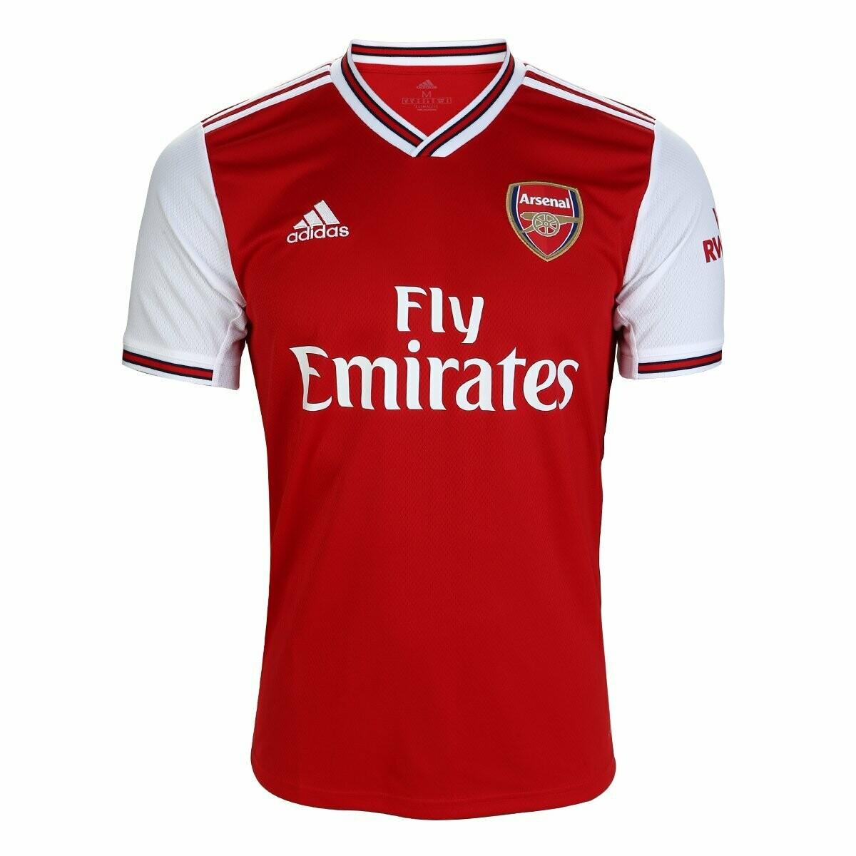 Camisa Arsenal 2019-2020 Adidas Home