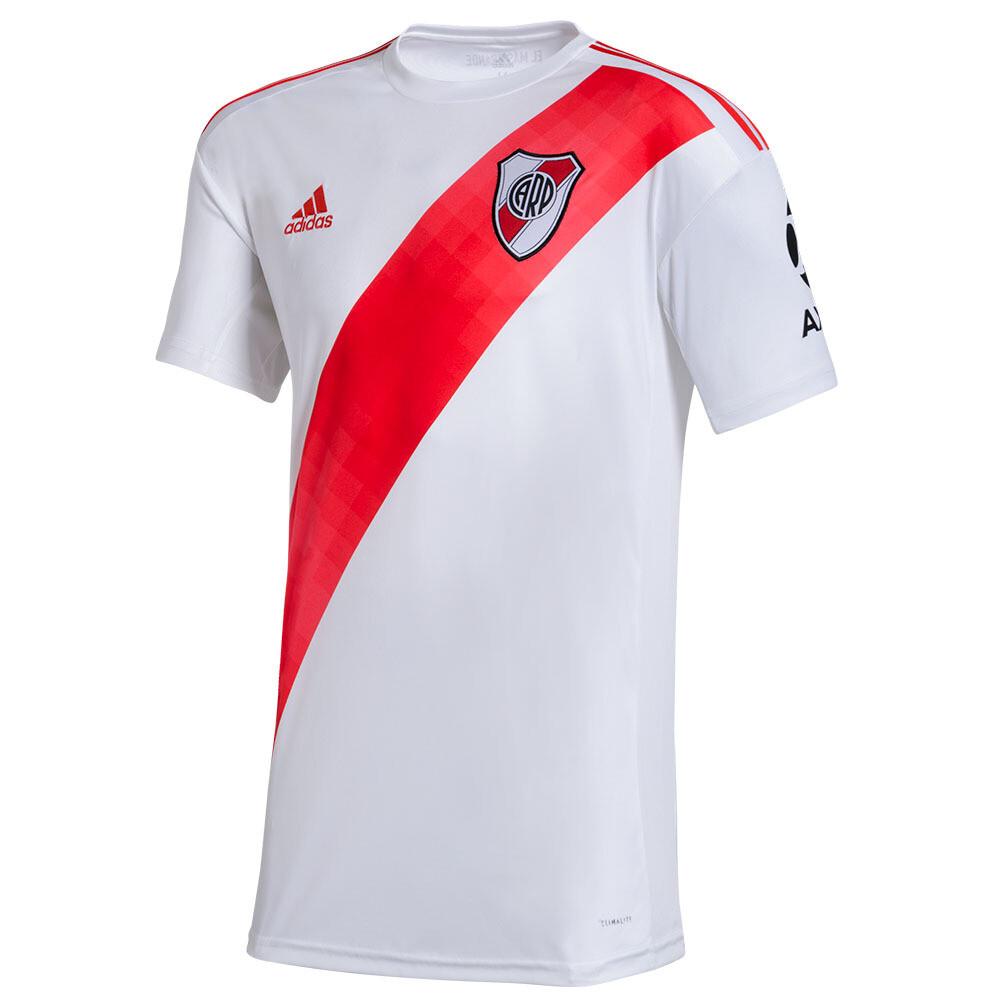 Camisa Adidas River Plate Home 2020