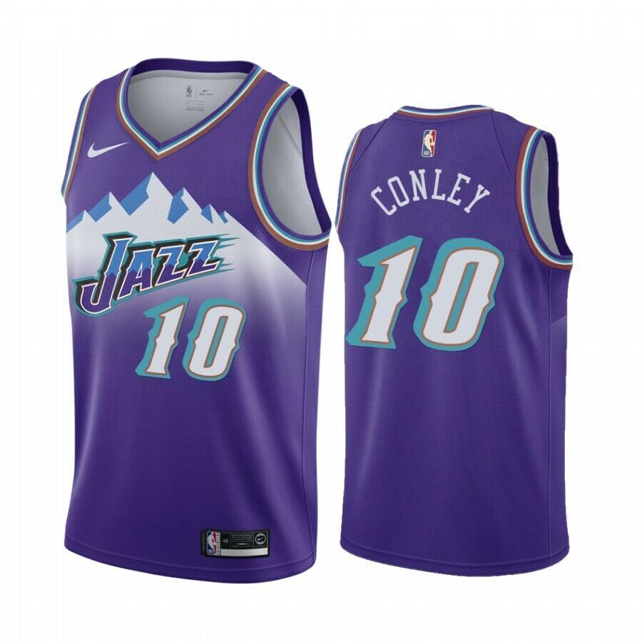 Camiseta Regata Esportiva Basquete NBA Utah Jazz CONLEY