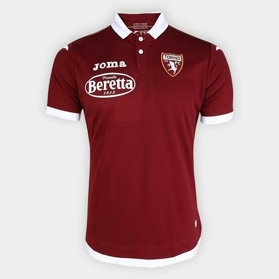 Camisa Torino 2018-2019 Kappa Home (Uniforme 1)