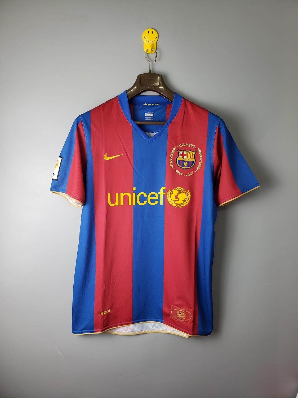 Camisa Barcelona 2007-2008