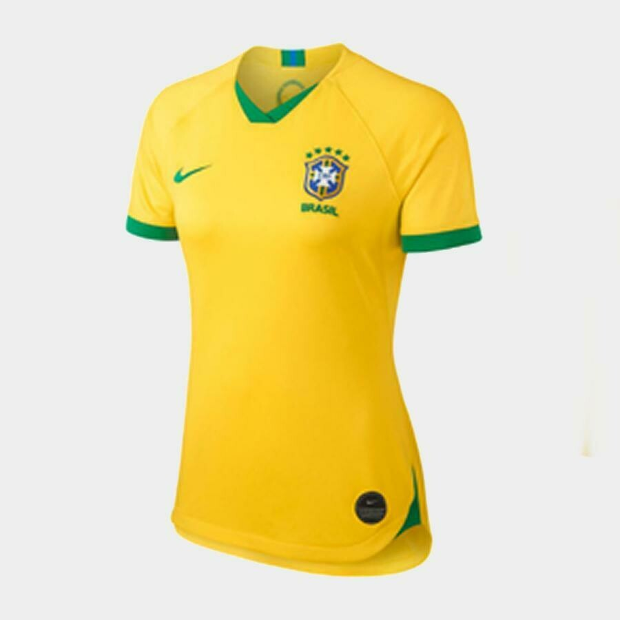 Camisa da Seleção Brasileira I 2019 Nike - Torcedora - Feminina