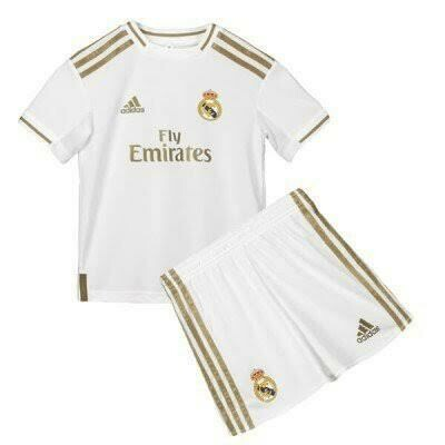 Kit Infantil Real Madrid Home adidas 2019/20