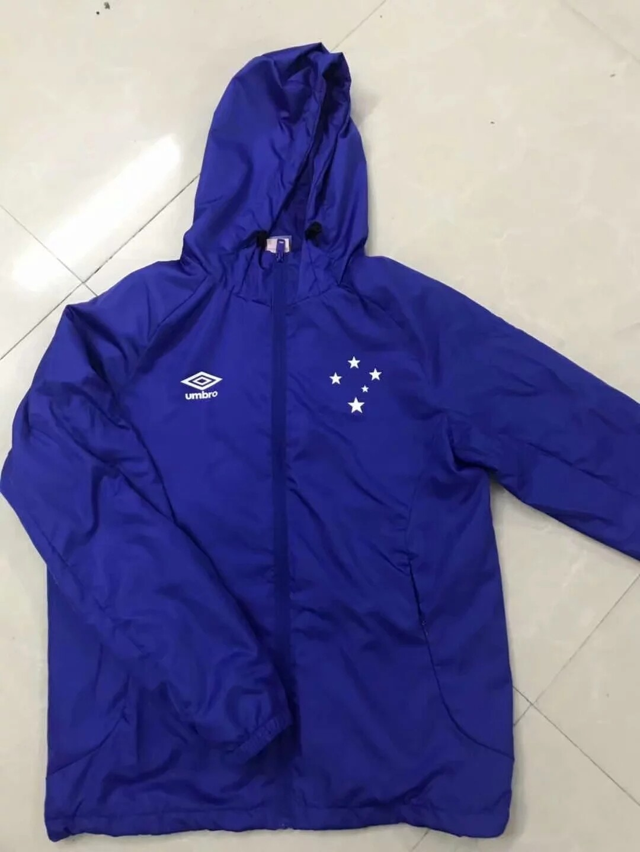 Agasalho Corta Vento  Cruzeiro 2019-2020