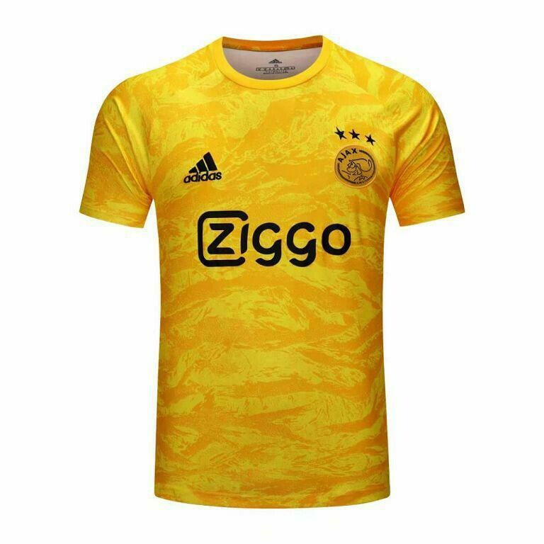 Camisa Ajax 19/20 – Torcedor Adidas I – Goleiro