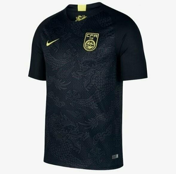 Camisa Nike China I – Home 18/19