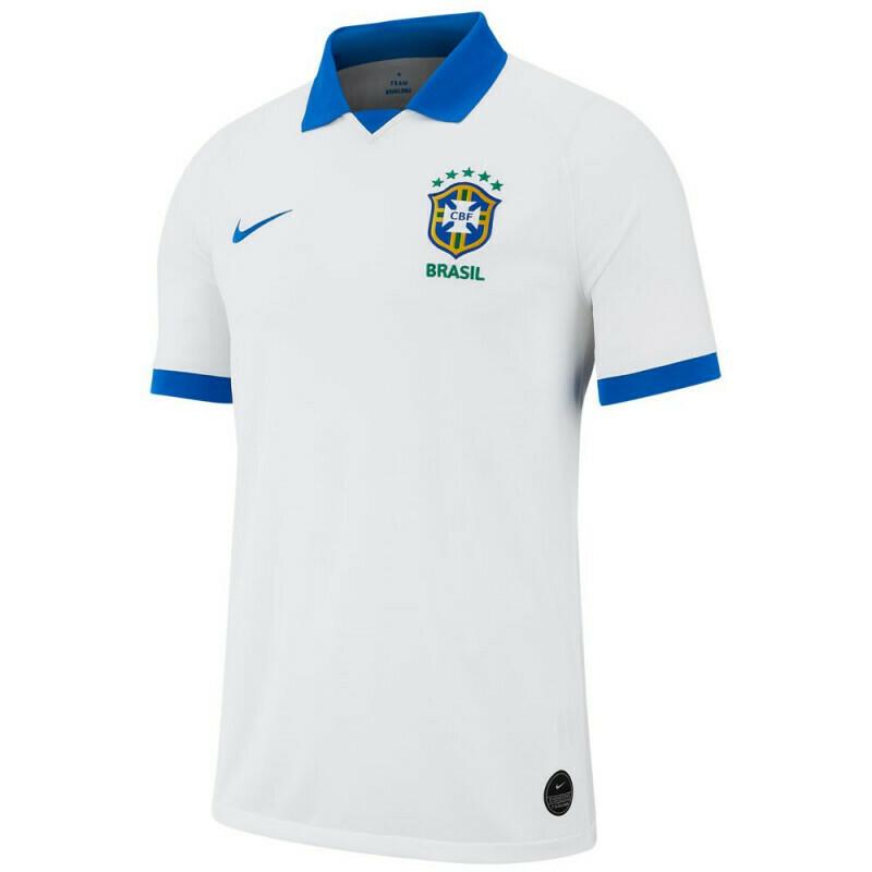 Camisa Nike Brasil II – Away 19/20