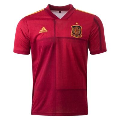 Camisa  Espanha 2020-2021 Adidas